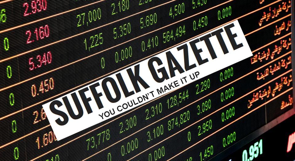 American giant targets Suffolk Gazette