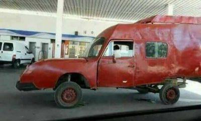 British Brexit car