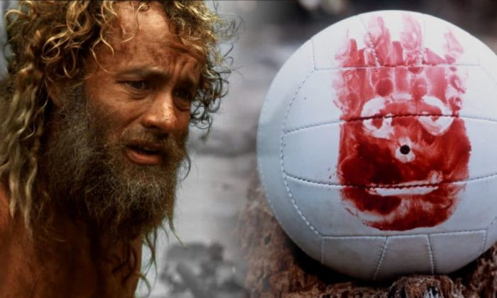 Cast Away Wilson the volleyball finally rescued