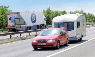 Caravan ban