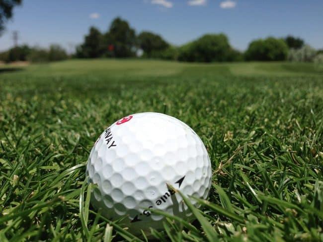undersoild heating golf course