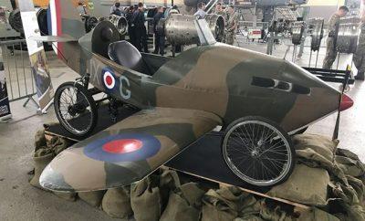 Squitfire jet fighter