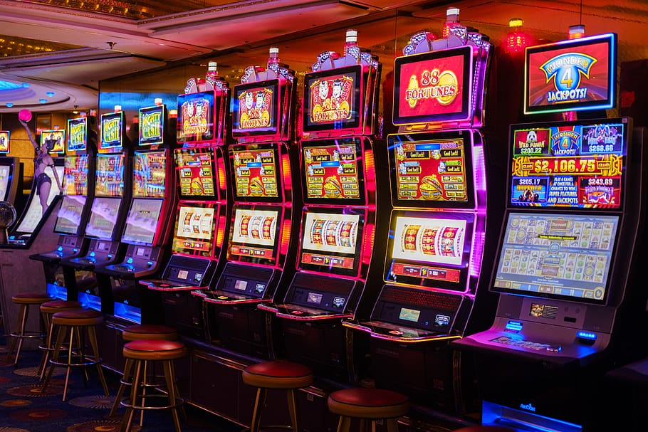 best place to play pokies in sydney